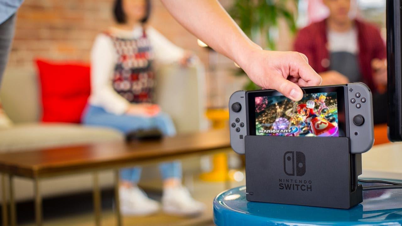 Nintendo Travaillerait Sur Une Nouvelle Console Switch, Qui Devrait être