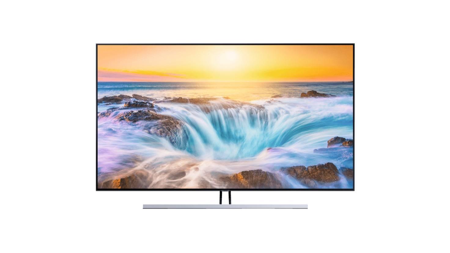 tv samsung-q85r-75 pouces