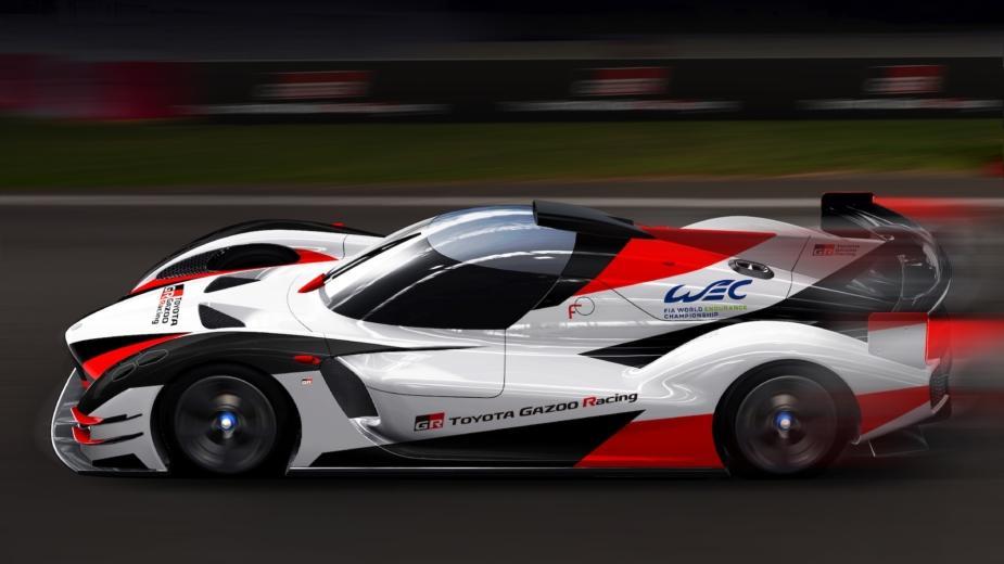 Des Portes Pour Quoi? Toyota Gr Super Sport Peut Venir