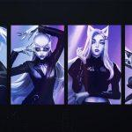 Le Groupe K / Da Pop De 'league Of Legends'