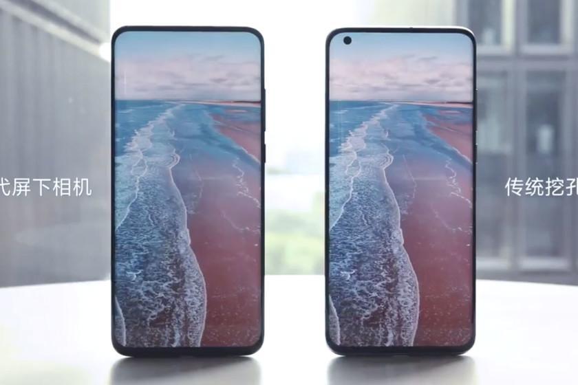 Xiaomi montre les progrès de sa technologie de caméra sous l'écran et révèle plus de détails