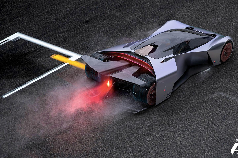 Équipe Ford Fordzilla P1