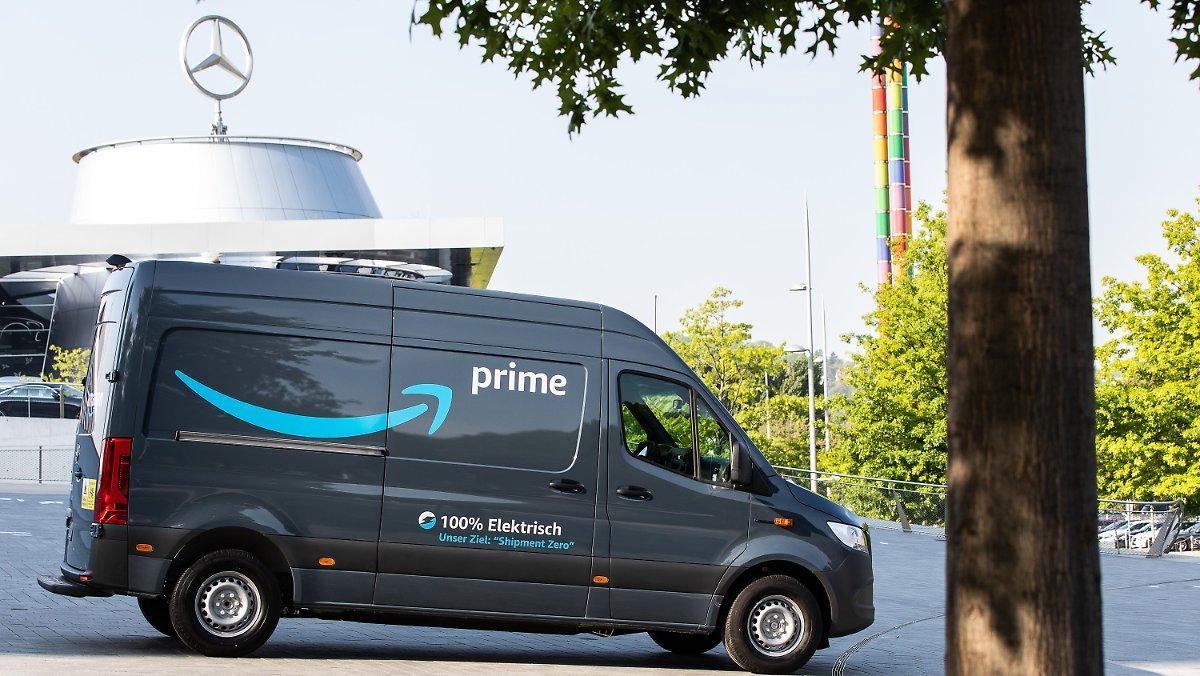Camionnettes électriques Pour Flotte De Livraison: Daimler Conclut Un Contrat