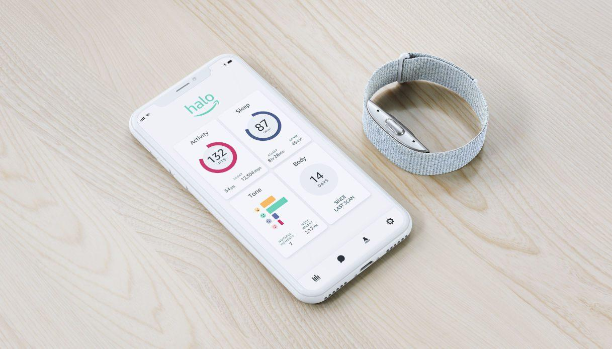 Amazon Lance Un Bracelet Intelligent Qui Enregistre La Voix, La