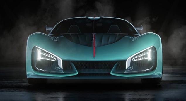 Hongqi S9. 1.22 Million De Supersport Chinois Entreront En Production