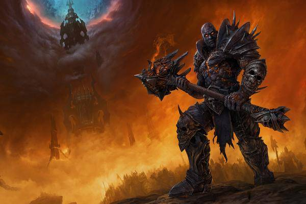 """world Of Warcraft: Shadowlands"": Le Nouvel Add On Est Sorti"