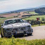 Une étoile Avec Un Nouvel éclat?: Mercedes Amg Sl Retour