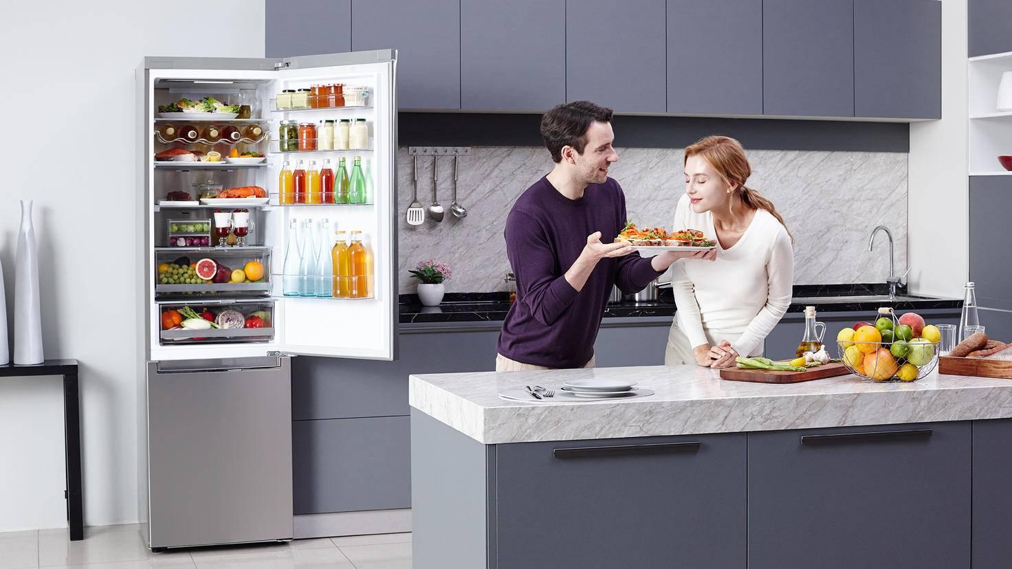Réfrigérateur LG Centum