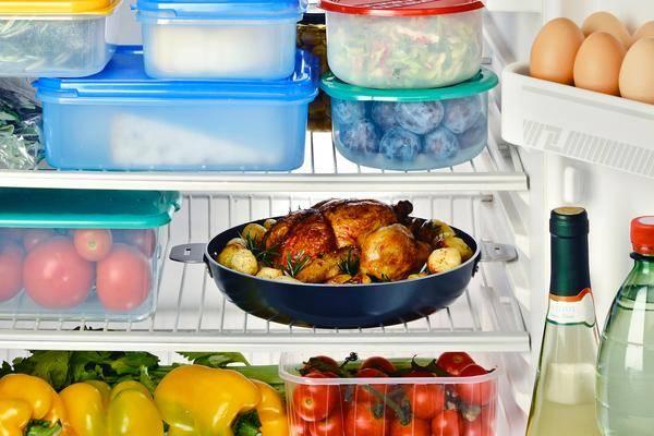 Réfrigérateur 2.0: Cela Signifie Un Faible Gel, Pas De Gel