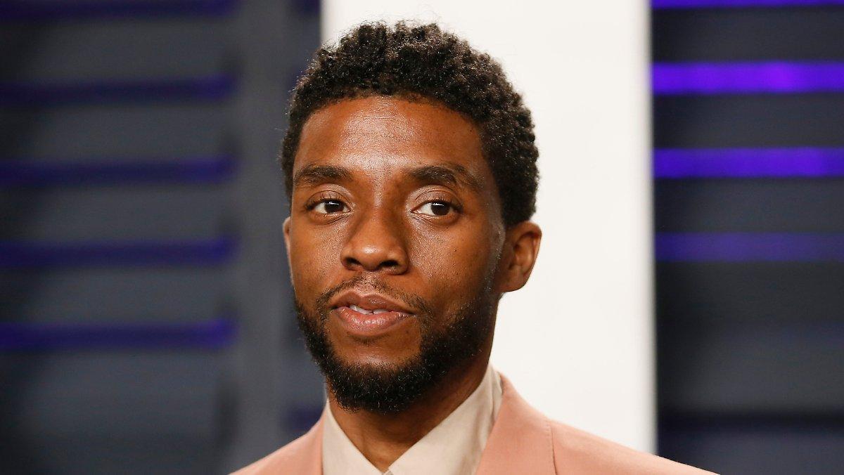 Après Des Années De Cancer: L'acteur Chadwick Boseman Est Mort