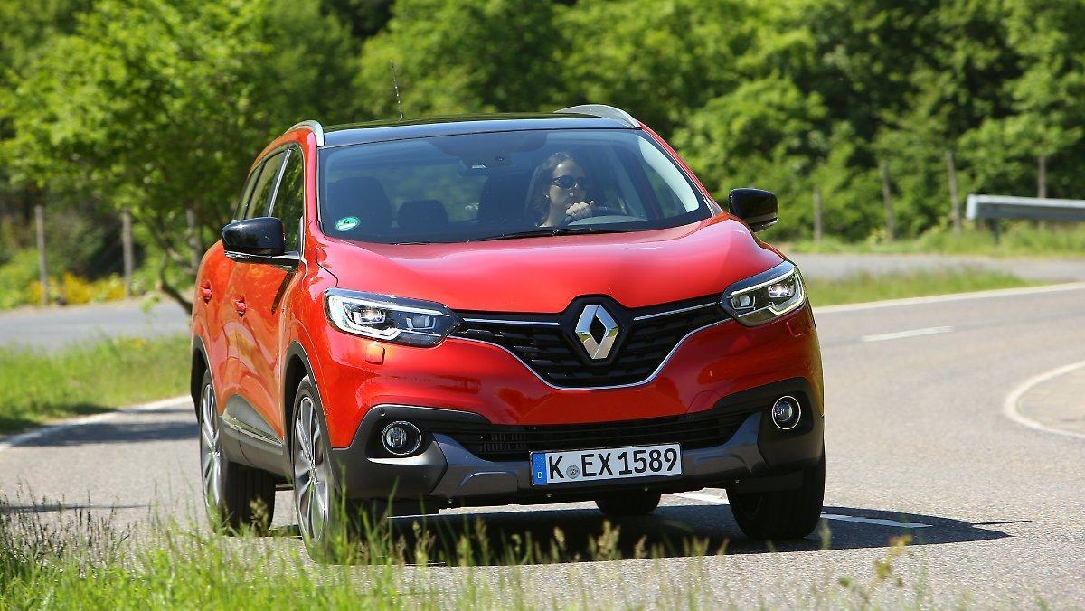Contrôle De Voitures D'occasion: Renault Kadjar Démarreur Tardif Pour