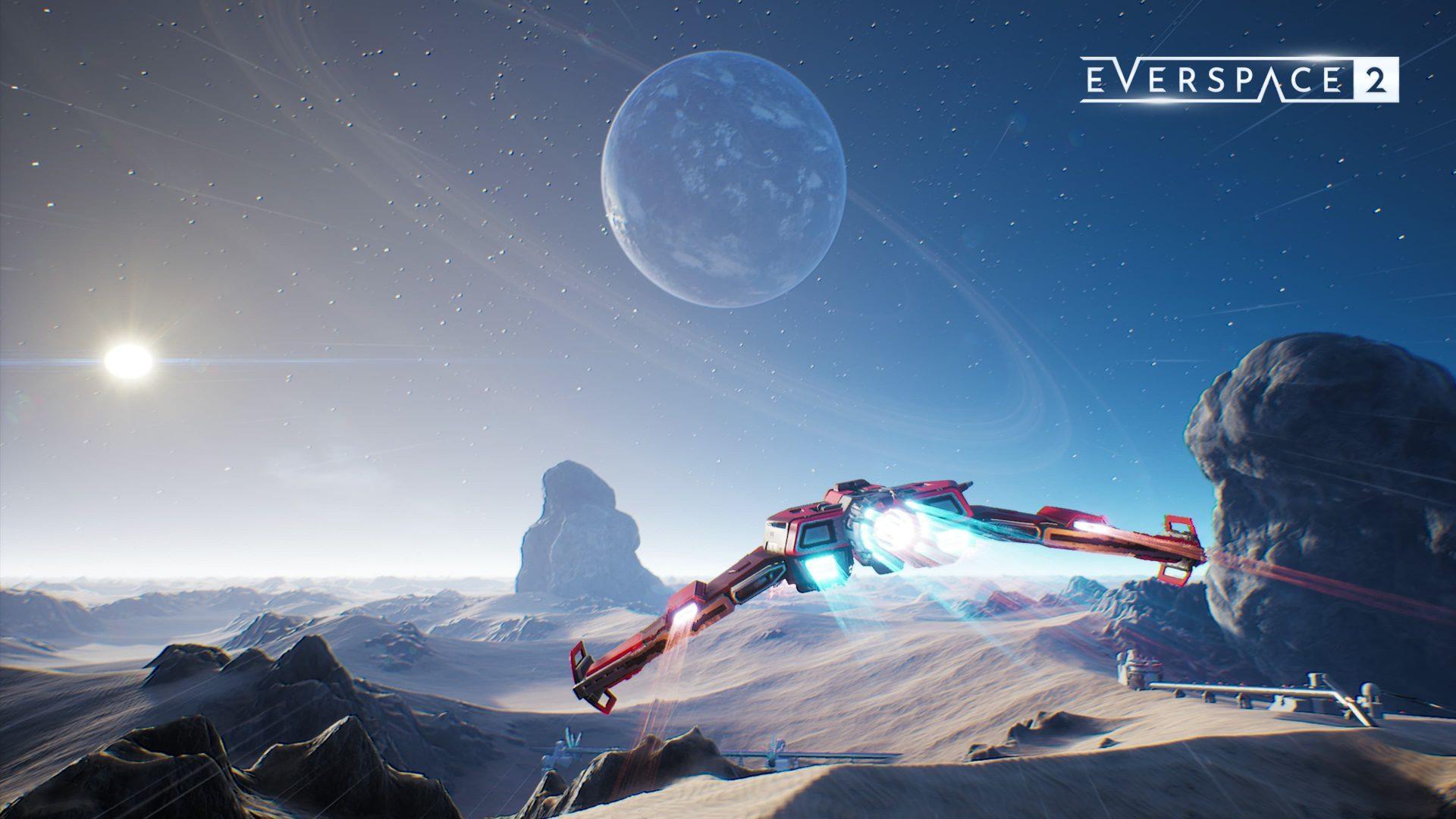 Nouvelle Bande Annonce Everspace 2 Avec Date D'accès Anticipé Sur Steam