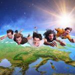 """Space Valley Atteint 1 Million D'abonnés Sur Youtube: """"nous Vivons"""