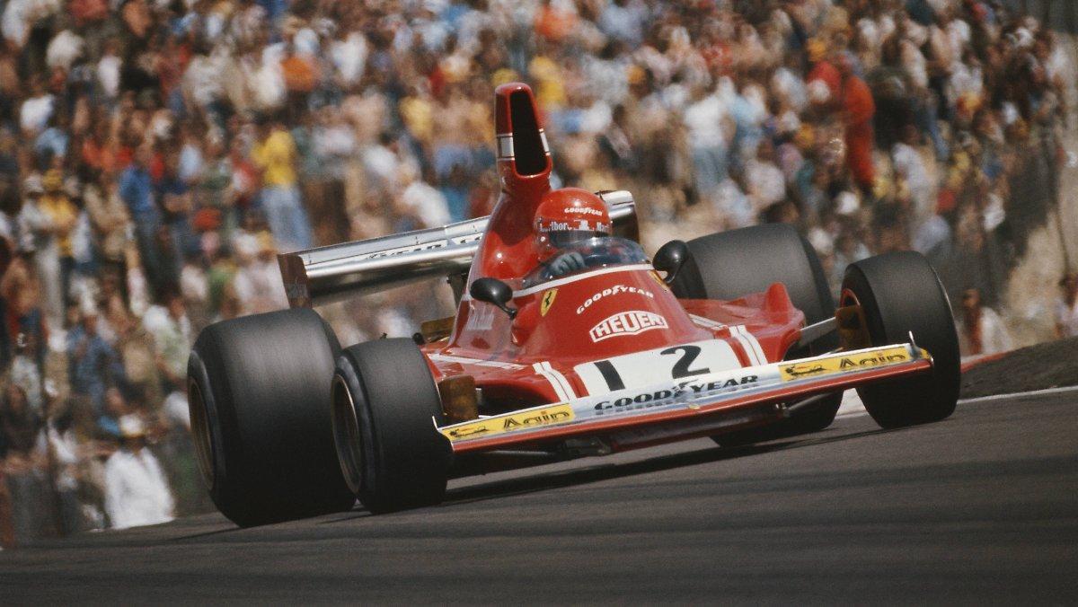 Le Calendrier D'urgence F1 Apporte Un Mini Parcours: Le Record