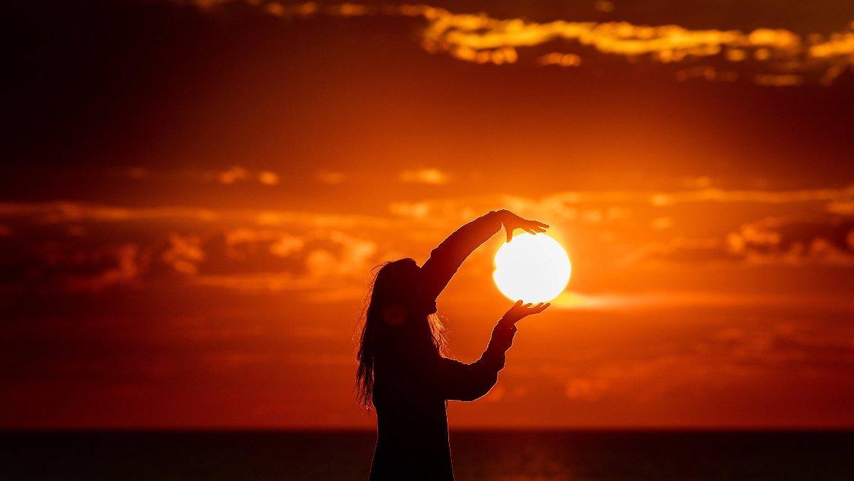 Particularité Du Coucher De Soleil: Le Coucher De Soleil Est Il