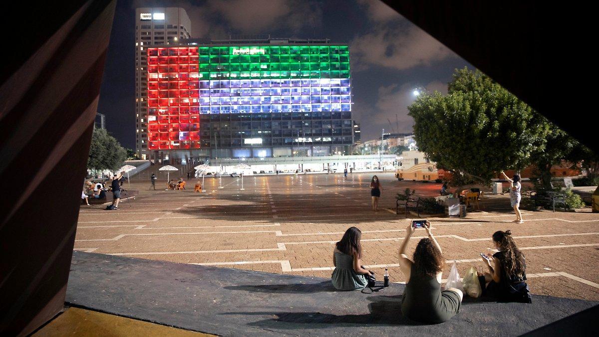 L'annonce Sera Mise En œuvre: Emirates Ne Boycottera Plus Israël