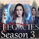 Legacies Saison 3: Toutes Les Informations De Crash Là Bas !!