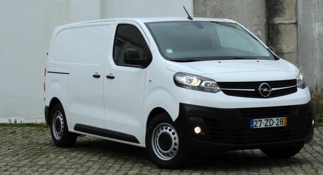 Opel Vivaro 1.5d 120 Ch Enjoy L2: Troisième Génération