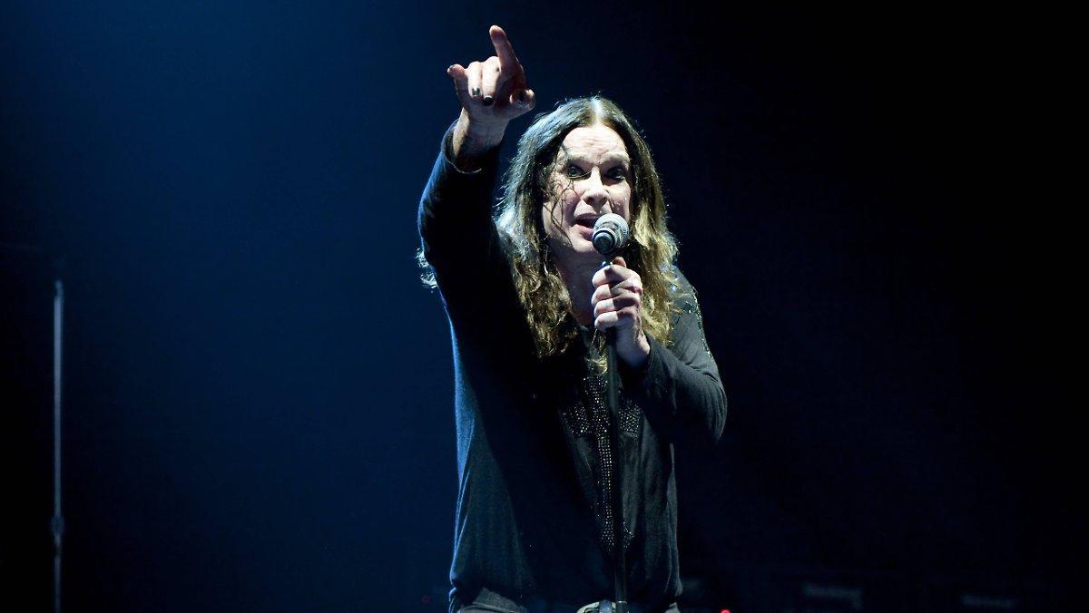 """""""suis Le Prince Des Ténèbres"""": Ozzy Continue Jusqu'à Ce Que"""