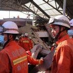 Effondrement D'un Restaurant En Chine: Des Aides Découvrent 29 Morts