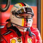 Cas De Dommages Désolés Ferrari: Vettel Démissionne Dans Sa Poubelle