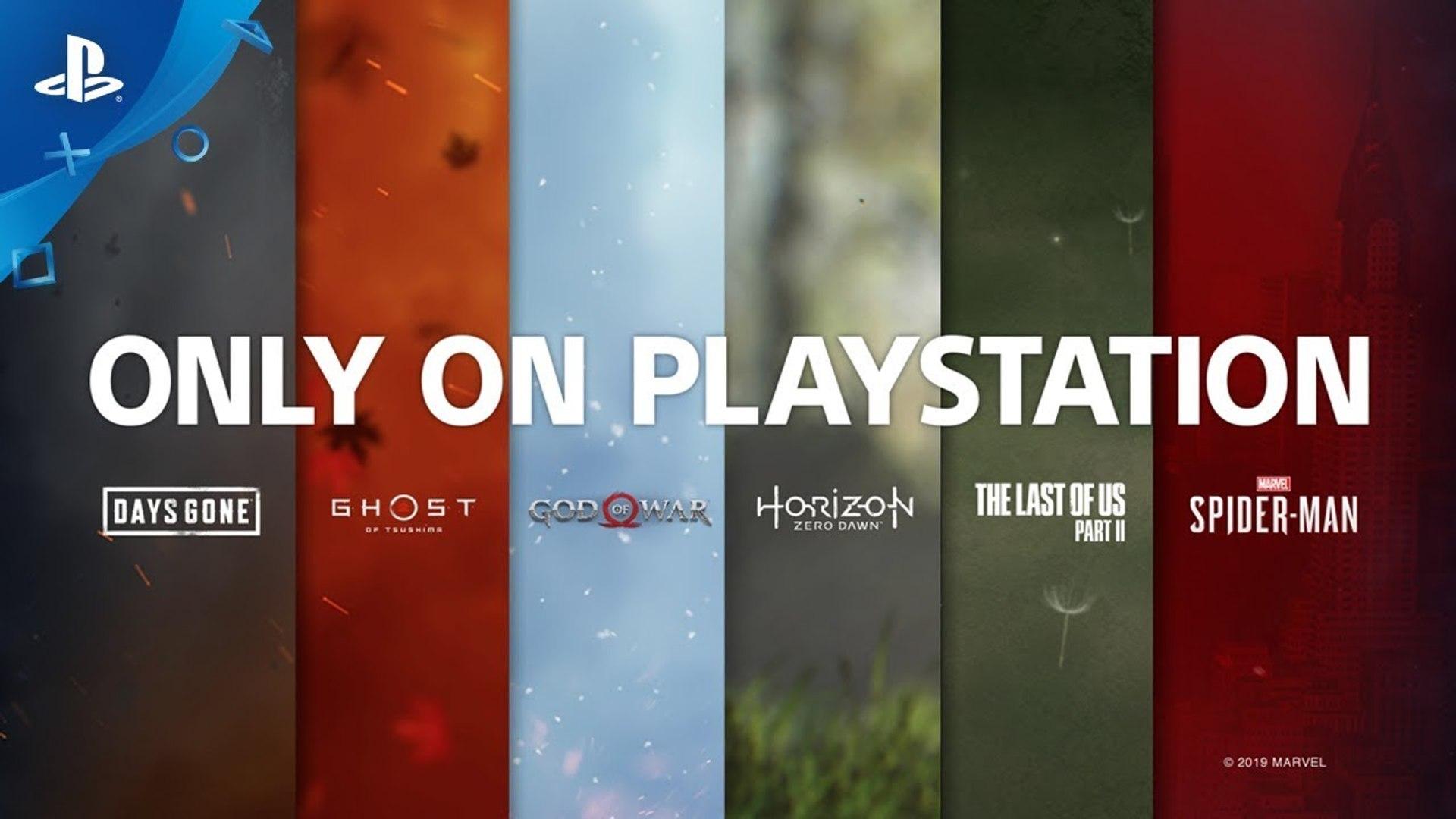 Sony - Exclusivités - Génération Xbox