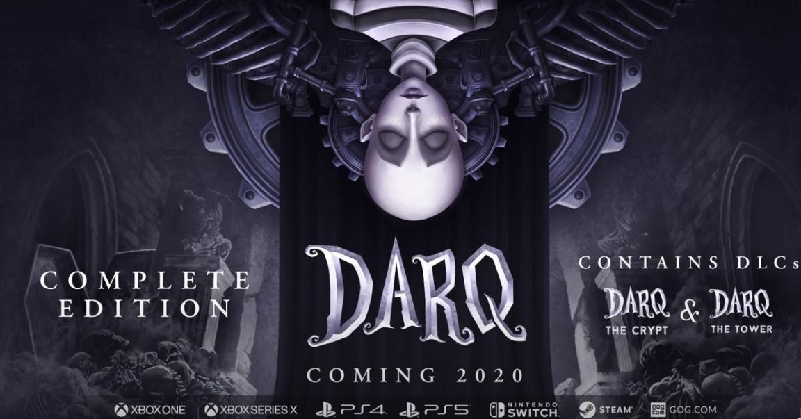 Darq Releases Complete Edition On Current And Next Gen Consoles
