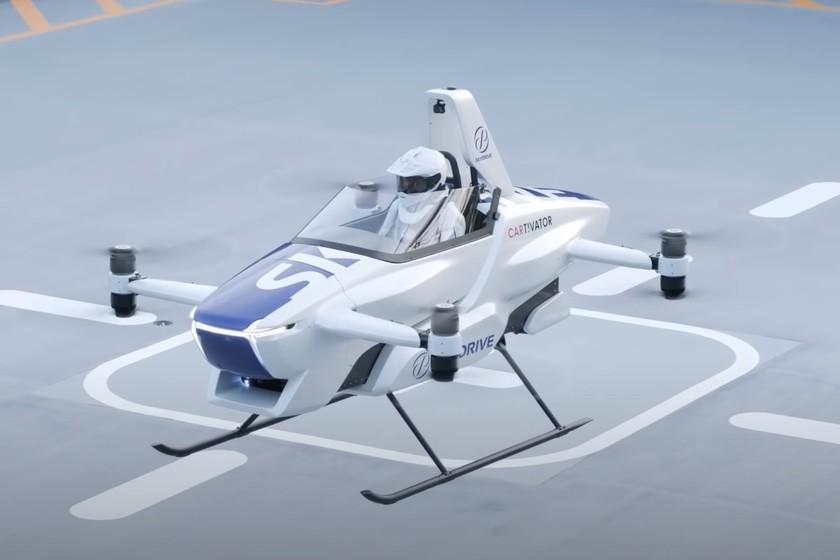 Toyota a sa «voiture volante» prête: ils réussissent le premier vol d'essai et disent que c'est l'eVTOL le plus compact de tous