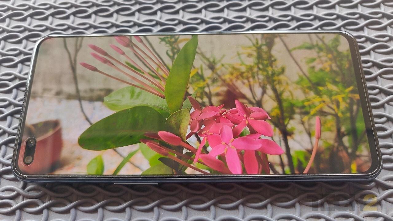 OnePlus Nord display