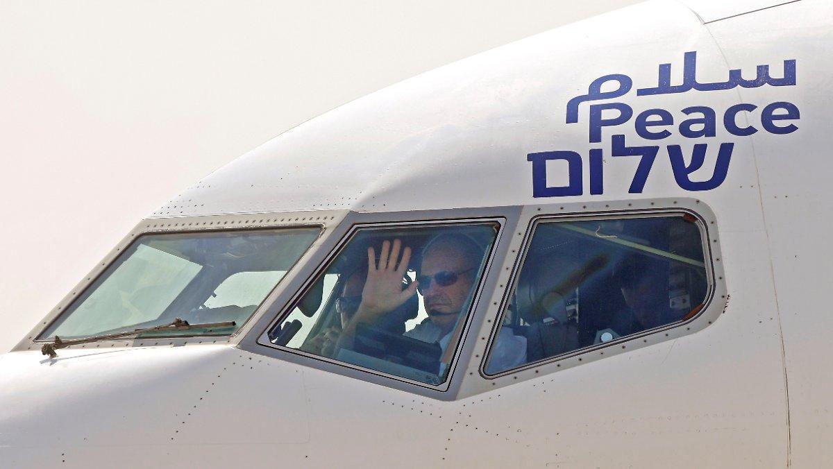 Autres Accords Attendus: Le Premier Vol Direct Relie Israël à