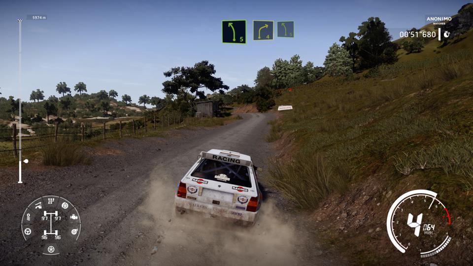 WRC 9 Nouvelle-Zélande Lancia Delta