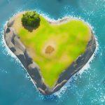 Où Est L'île En Forme De Cœur à Fortnite?