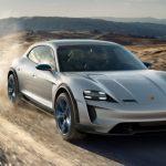 Porsche Confirme Le Report Du Taycan Cross Turismo à 2021