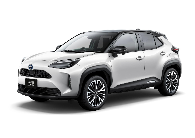 Toyota Yaris Cross Hybrid Z: la meilleure version au Japon
