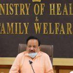 Le Ministre De La Santé, Harsh Vardhan, Pense Que L'inde