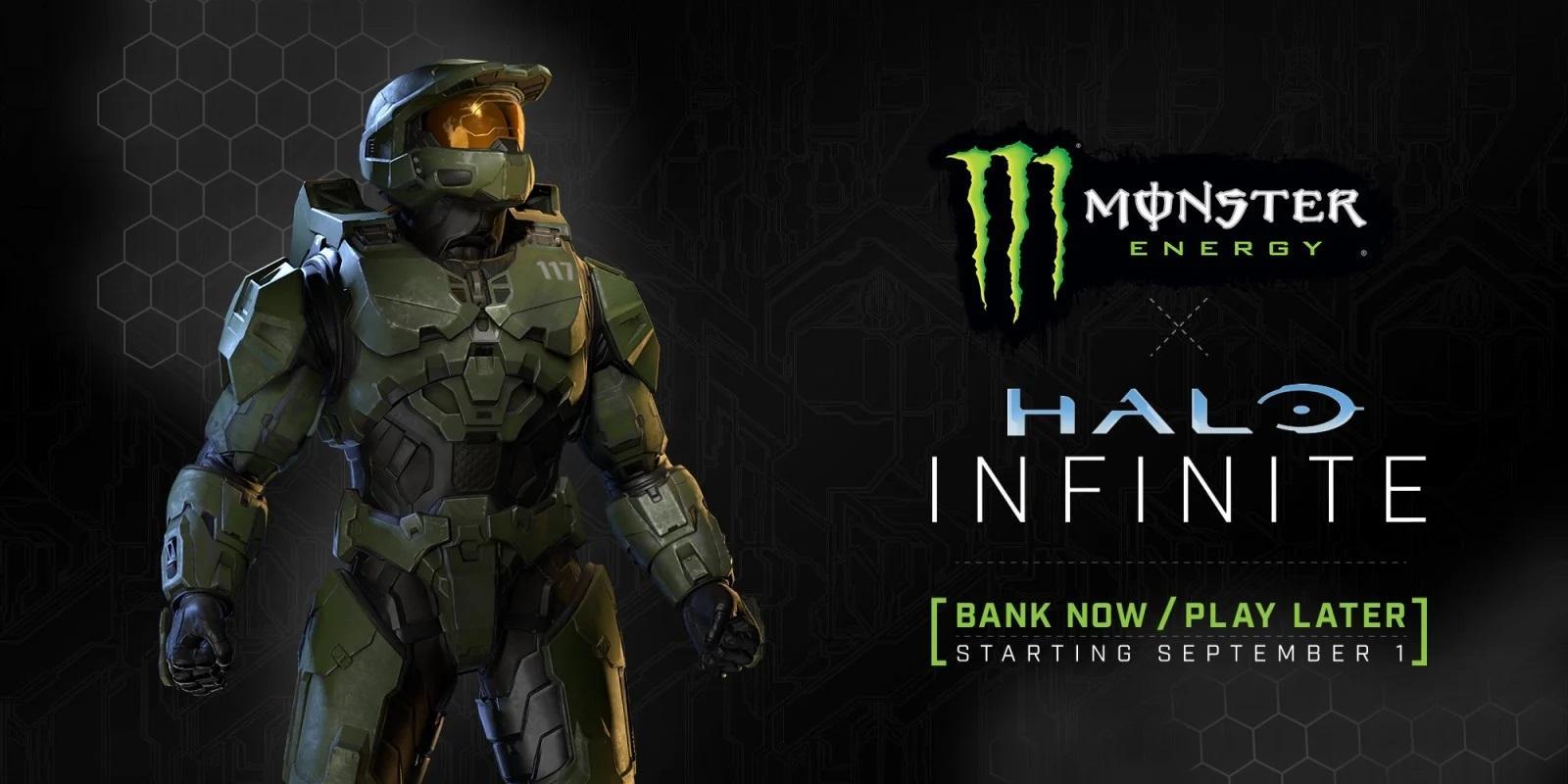 Halo Infinite S'associe à Monster Energy: Conception D'arme Et Augmentation