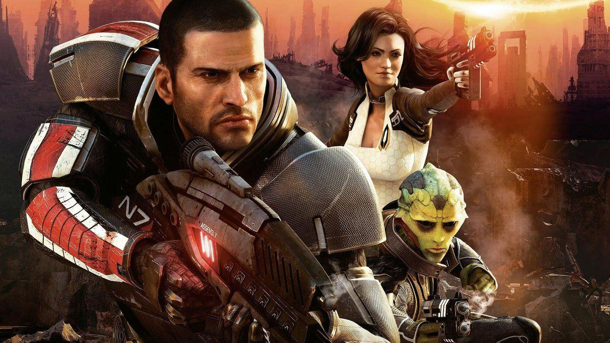 Le Remaster De La Trilogie Mass Effect Pourrait Sortir Plus
