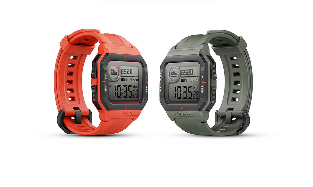 Montre intelligente Amazfit Neo 2020 Smartwatch Bluetooth 5ATM