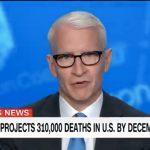 Anderson Cooper Est Parti En Larmes Suite Aux Vœux D'un