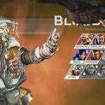 Apex Legends: C'était L'écran De Sélection Des Légendes Pendant Le
