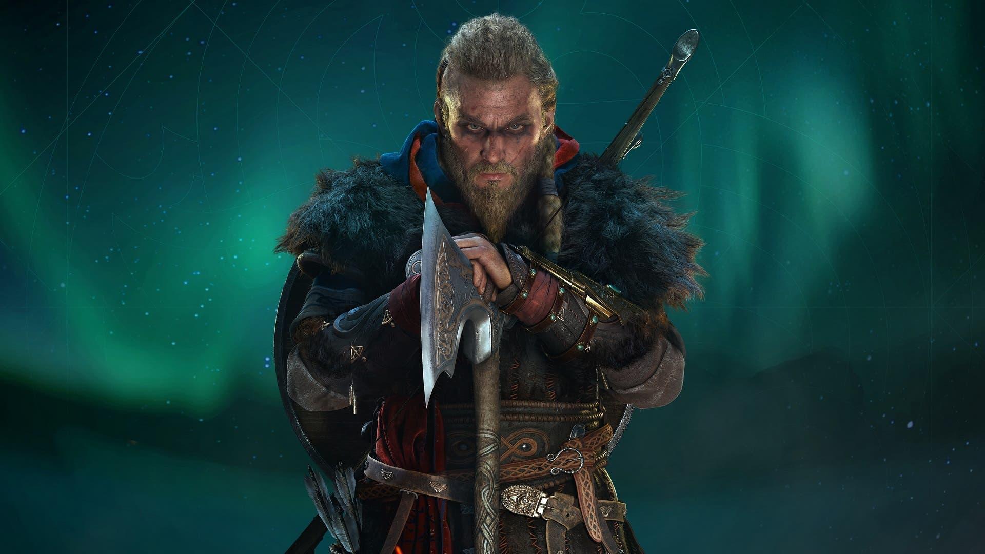 Assassin's Creed Valhalla Montre Des Créatures Mystiques Dans Son Dernier