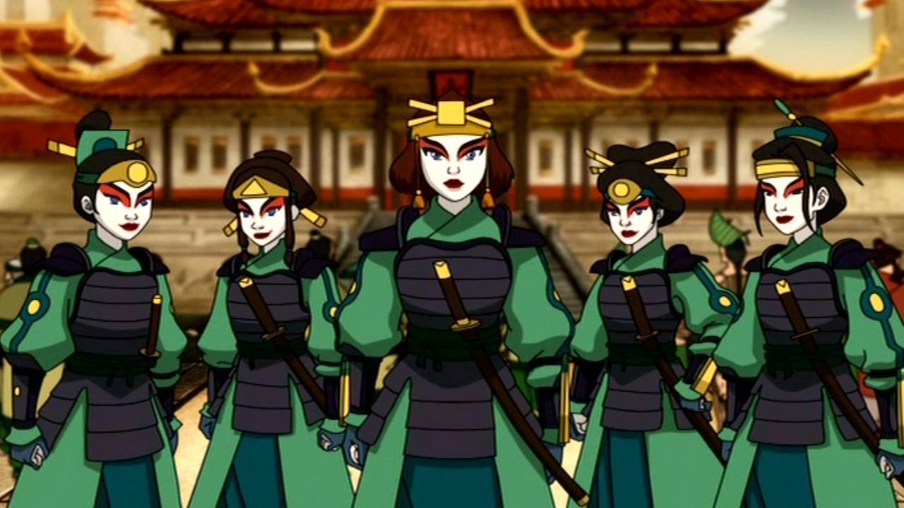 Avatar: Le Fan Art Nous Montre Suki Dans Un Style