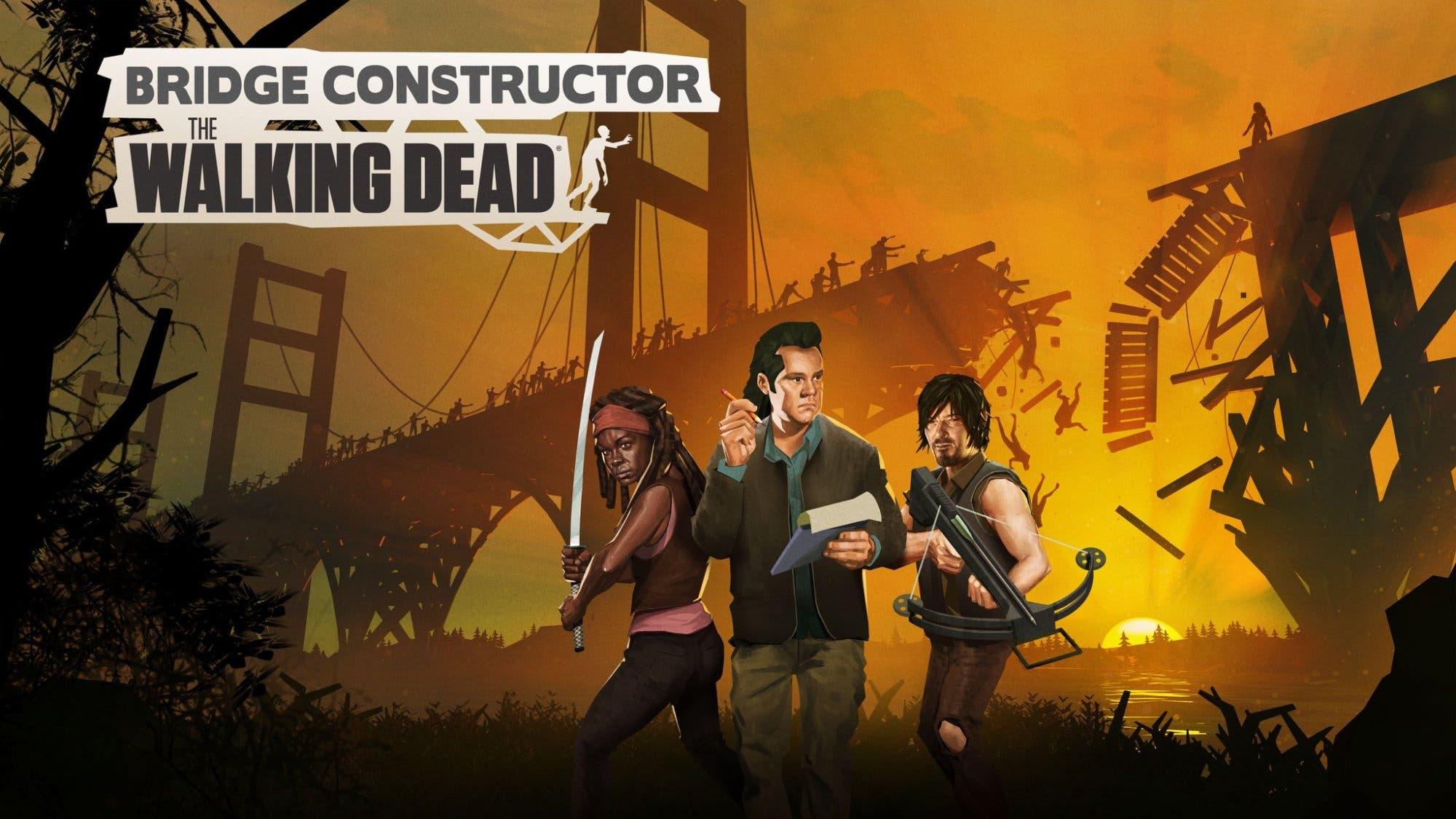 Bridge Constructor: The Walking Dead Annoncé, Un Crossover Surprenant Pour