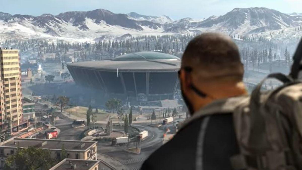 Call Of Duty Souffle Enfin Le Sommet Du Stade Warzone