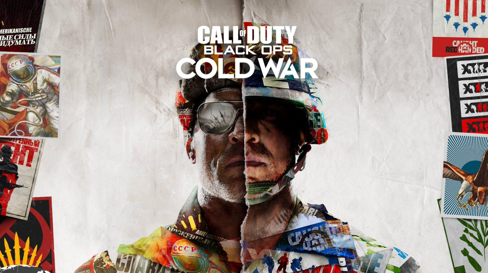 Call Of Duty Black Ops: Cold War Sera Disponible Sur