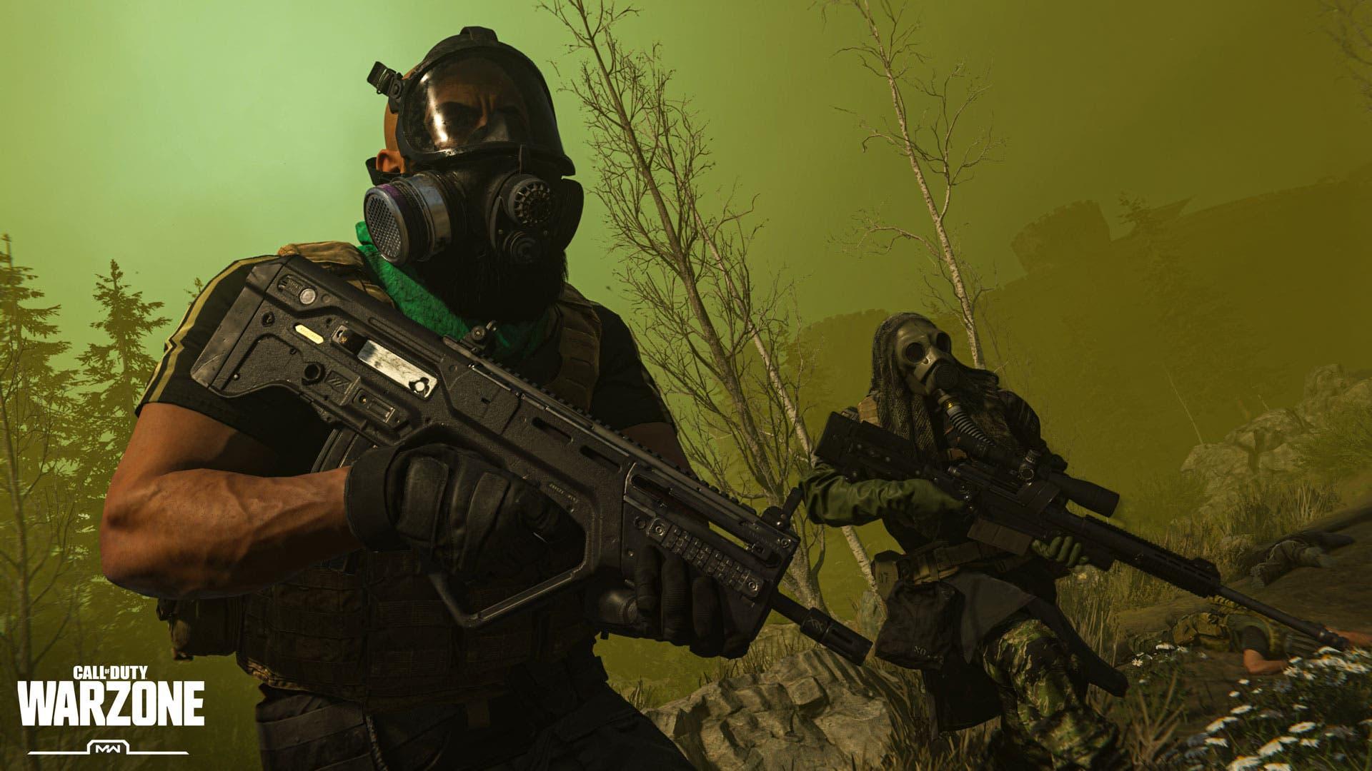 Call Of Duty: Warzone Et Modern Warfare Ajoute Une Nouvelle