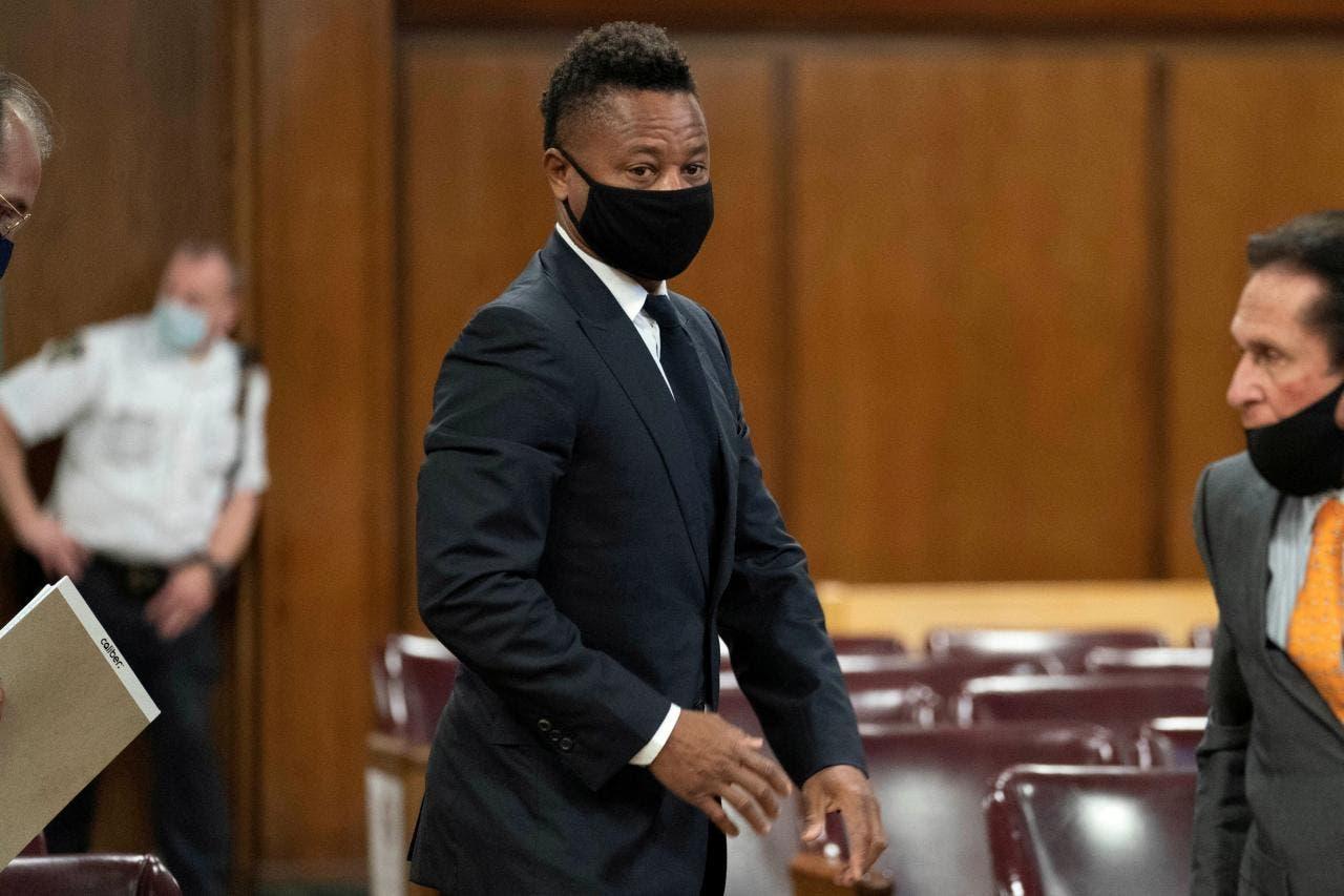 Cuba Gooding Jr. (jerry Maguire) Est Accusé De Viol