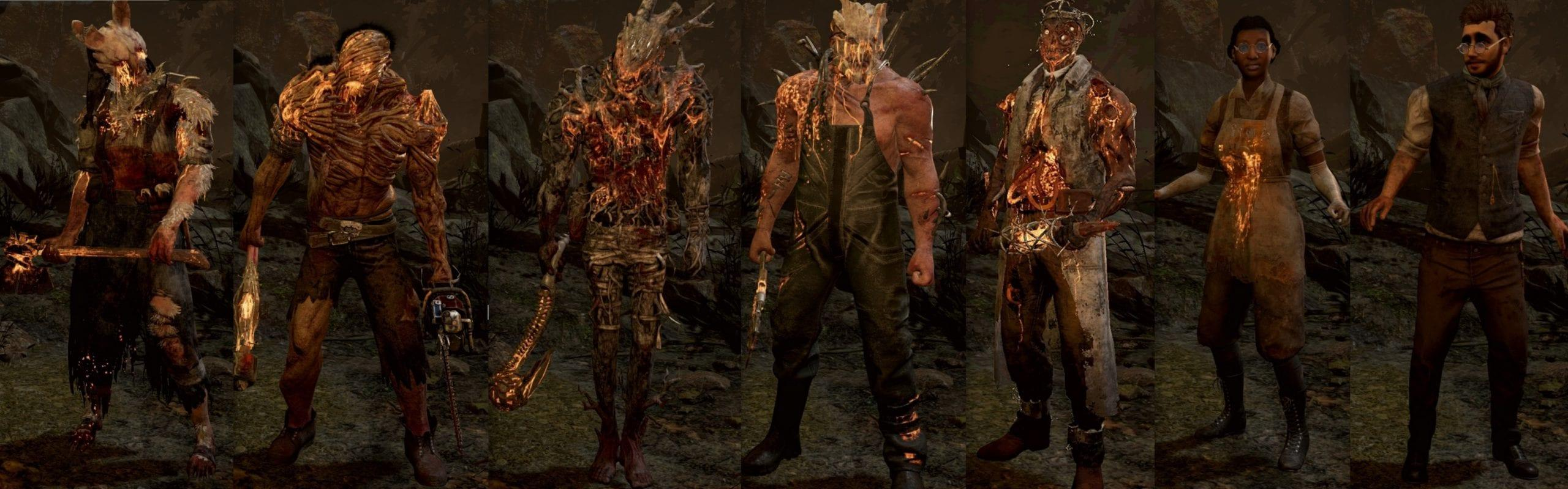 Dead By Daylight: Le Nouveau Tueur S'appelle The Blight Et