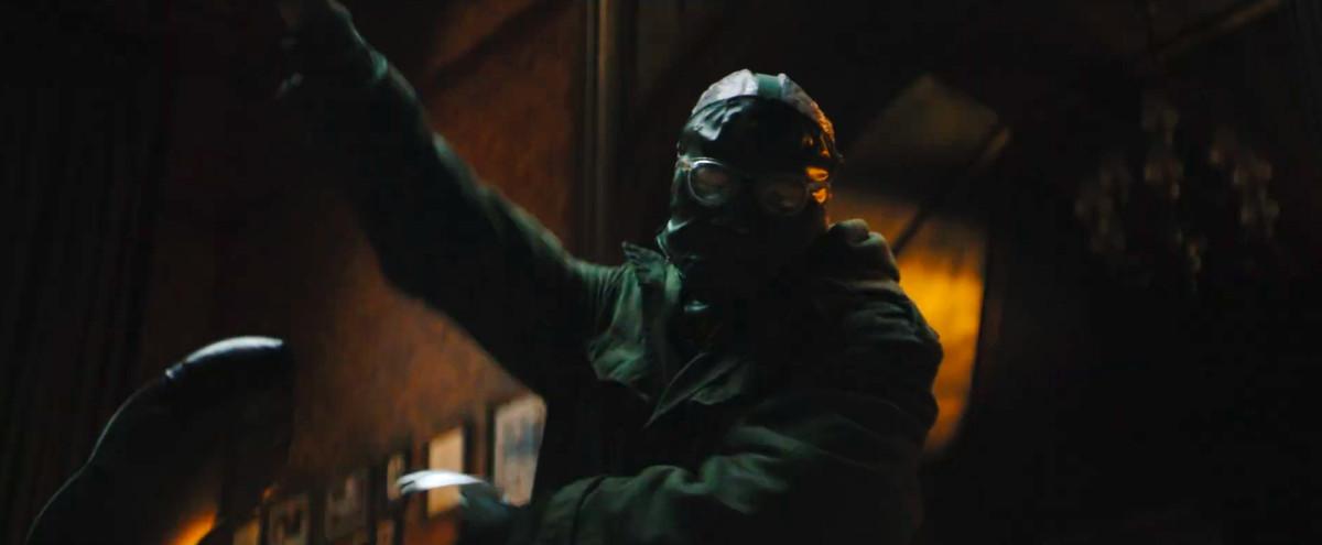 The Riddler dans The Batman (2021)