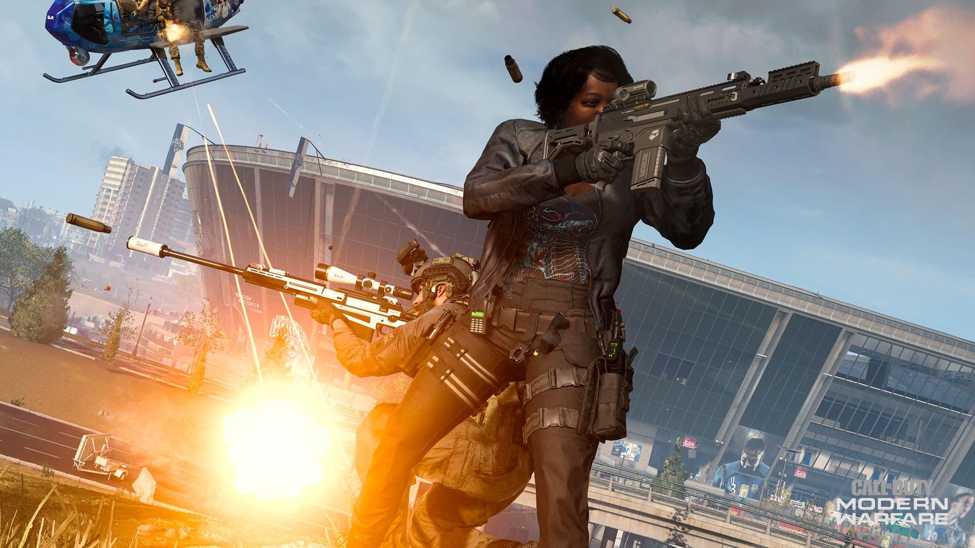 Découvrez Le Nouveau Call Of Duty: Warzone Mastery Challenges